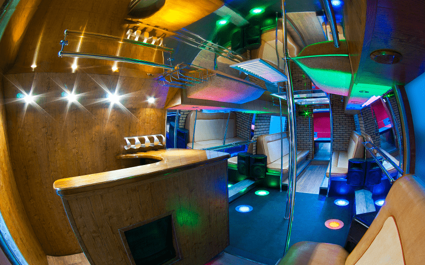 VIP Автобус Party Bus