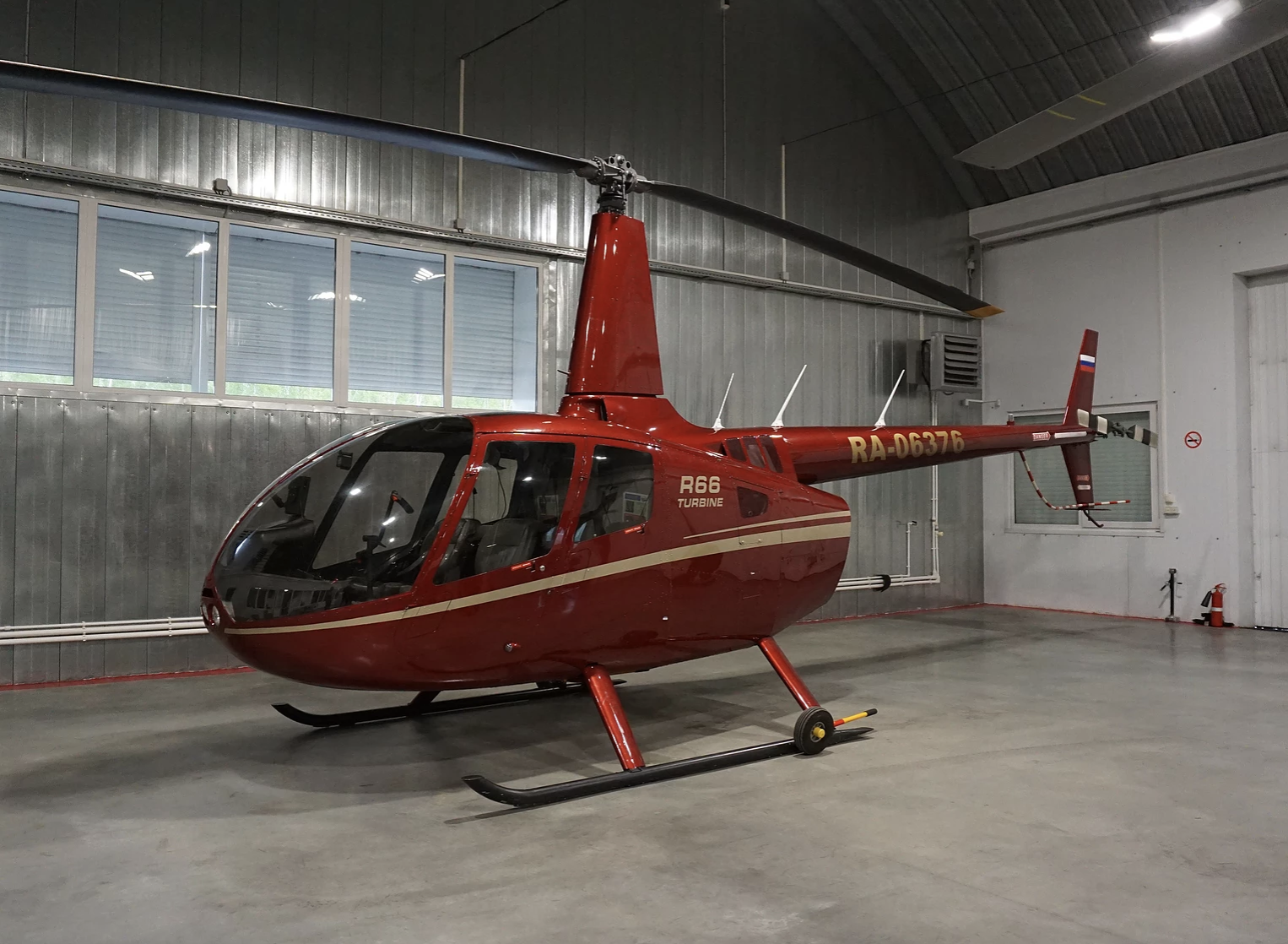 Robinson Helicopter Company R66