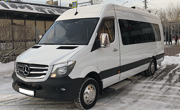 Merсedes-Benz Sprinter Tourist